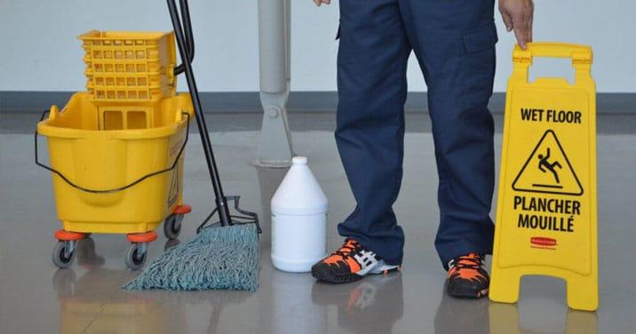 Environnement de travail propre