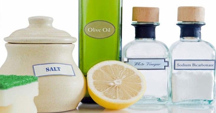 Liste des 7 produits de nettoyage maison étonnants pour faire le ménage