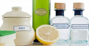 Household items that you can use for cleaning