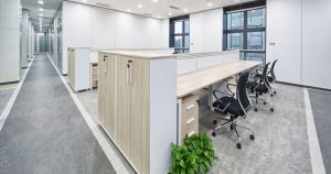 Montreal business offices maintained by our office cleaning services