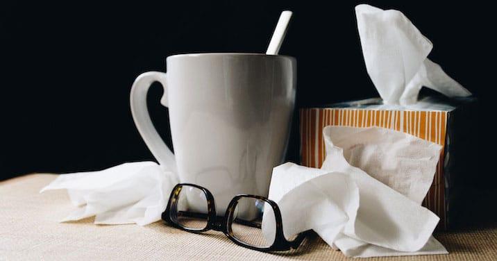 7 conseils pour lutter contre les cas de grippe aux bureaux