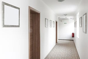 Montreal condo building cleaned by our cleaning services