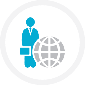 Cleaning services industry information icon