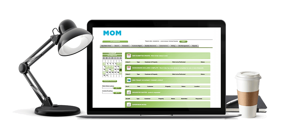Management software and tools for our franchisees to optimize their business