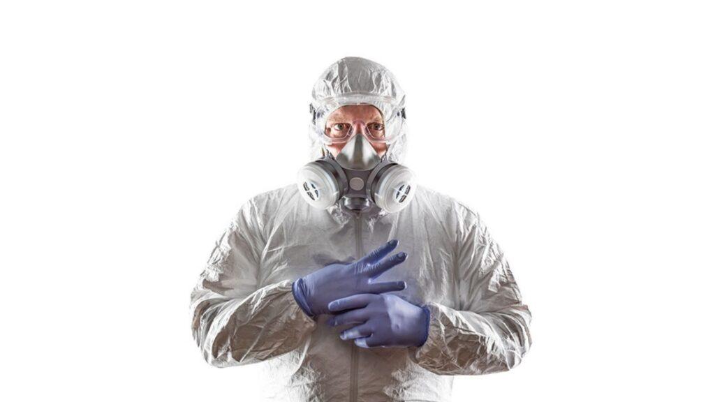 Electrostatic Disinfection