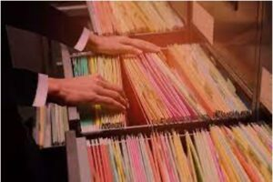 Organize Files and Documents
