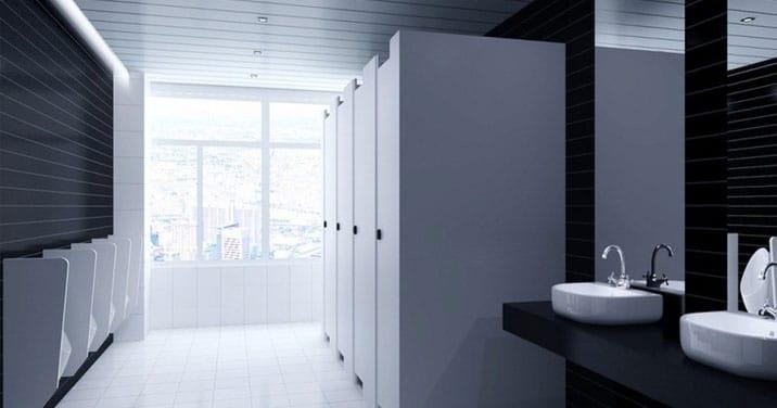 Garder toilette propre