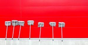Les trois types de services de nettoyage_
