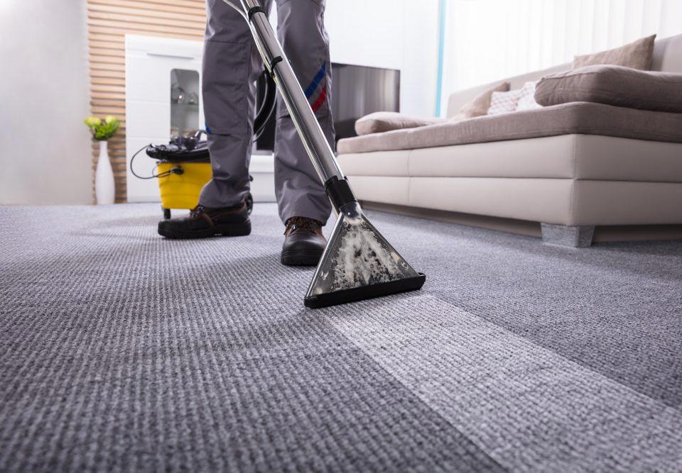 Professional Carpet Cleaning Methods