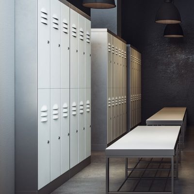 Entretien de salles d'entrainement par nos services de nettoyage industriel